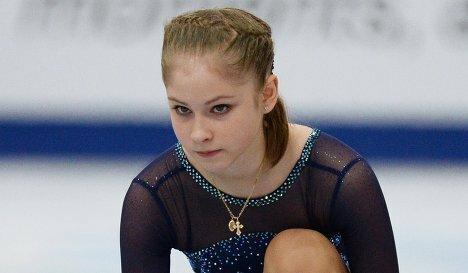 Юлии Липницкой присвоили звание «Заслуженный мастер спорта»