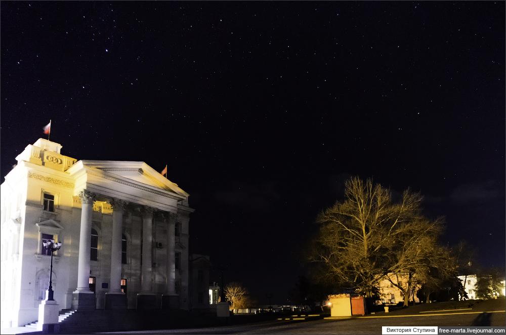 звезды над Севастополем