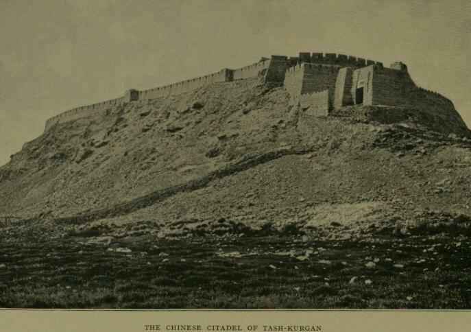Ташкурган. Памирская изоляция арабско-азиатских китайцев, с европейскими чертами. История и 20 снимков © Xin Zhao Li