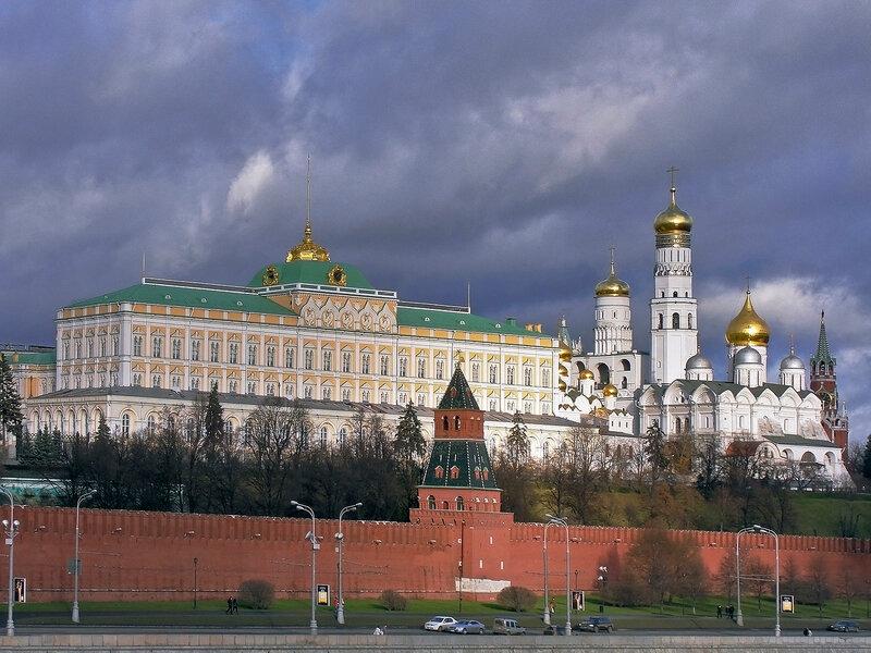 Его Величество - Московский Кремль