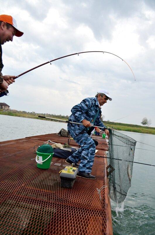 Первая рыба пошла (16.07.2013)