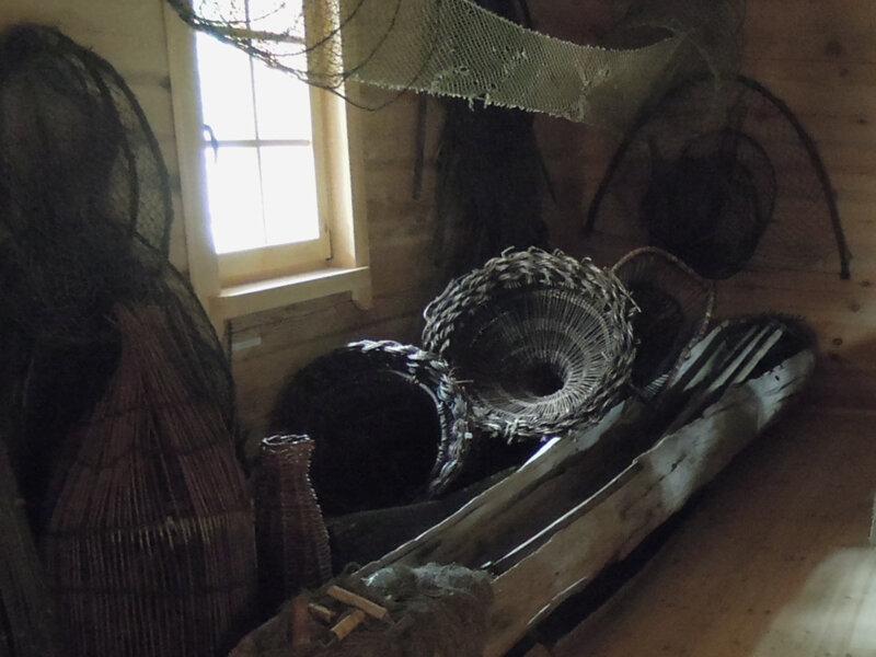 Музей озерной рыбалки