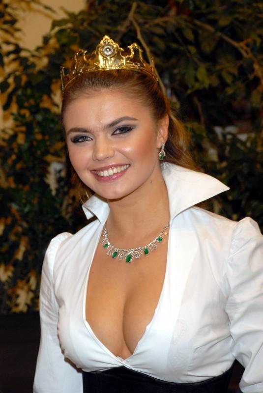 Алина Кабаева, фото 1