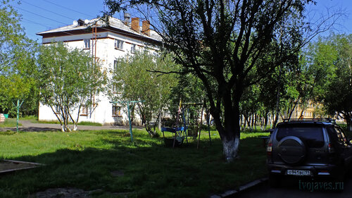 Фотография Инты №5172  Юго-западный угол Гагарина 3 16.07.2013_12:30