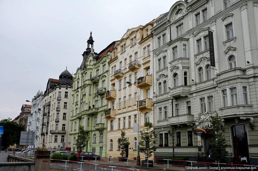 Прага. Гуляя по улочкам города