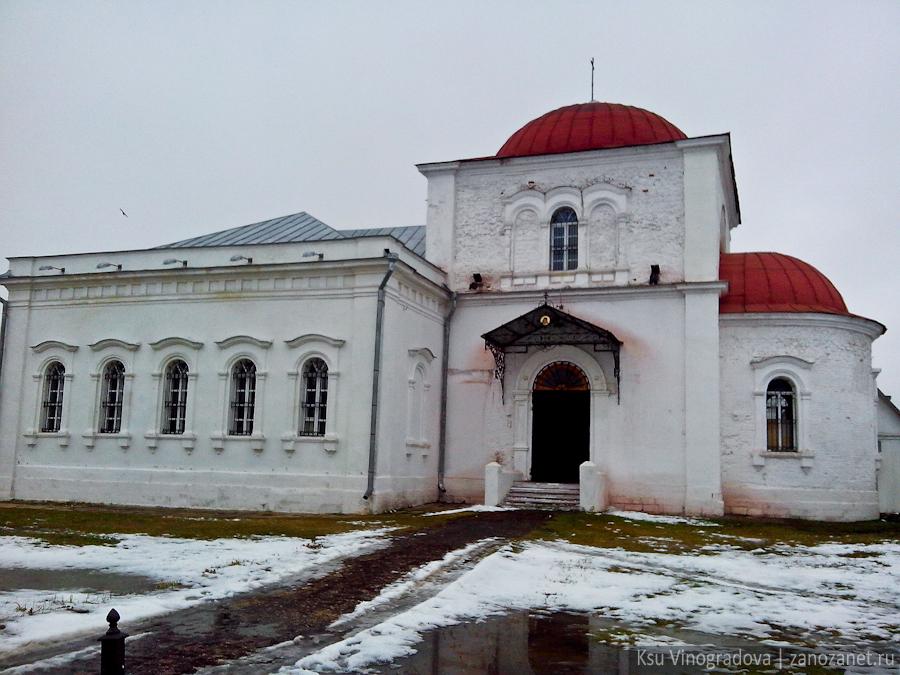 Коломна, Подмосковье, поездка, #ilovekolomna, Вознесенская церковь