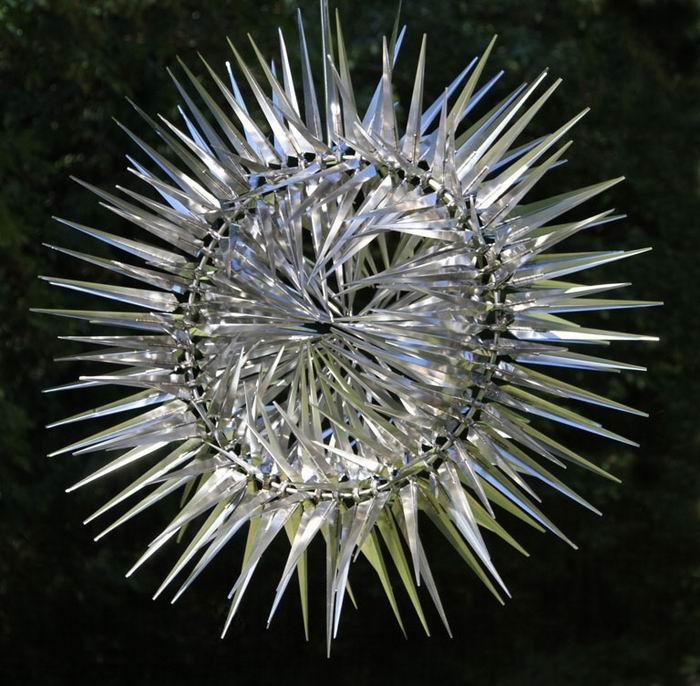 Кинетиb50ческие скульптуры Anthony Howe / Энтони Хоува