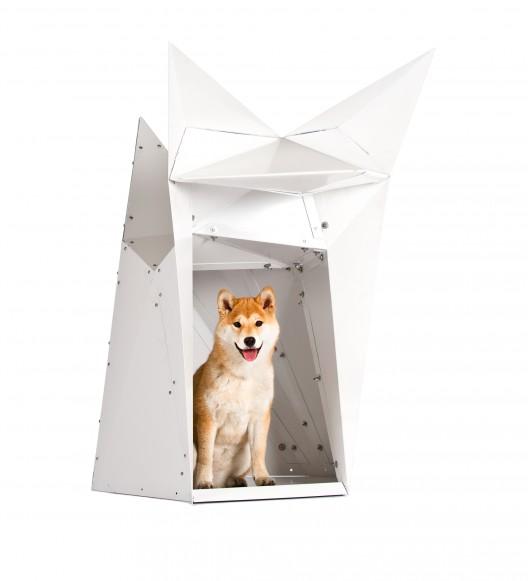 Архитектурные изыски для ваших домашних любимцев. `Architecture for Dogs` и Kenya Hara