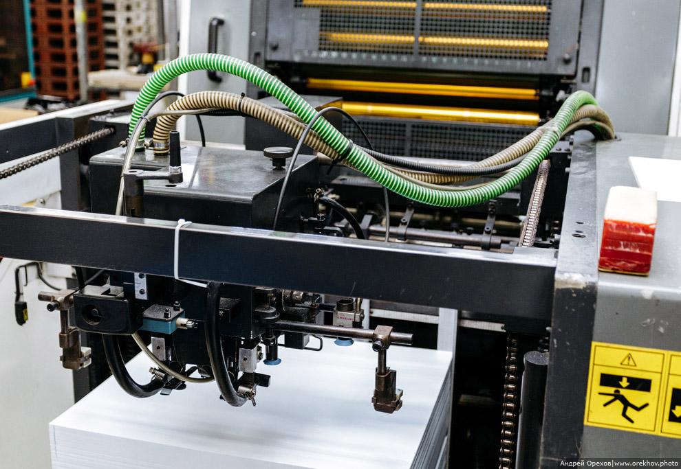 5. В зависимости от решения используются обычные струйные, офсетные или шелкотрафаретные принтеры.
