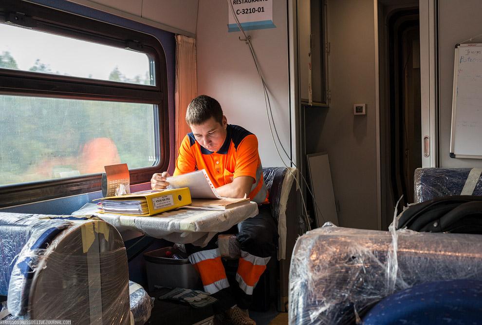 28. Также смотрите « Японское железнодорожное чудо — поезд Синкансен » и « Двухэтажный поезд Москва