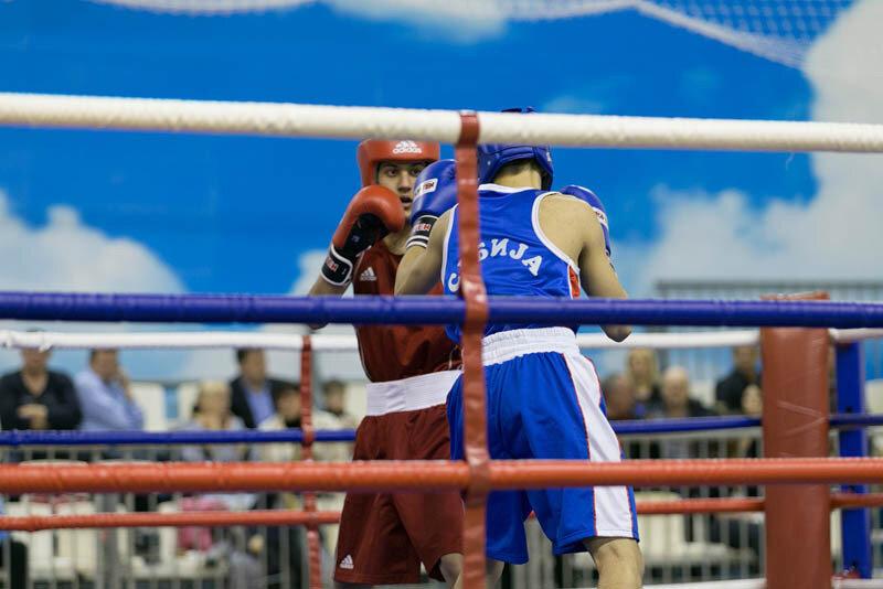 Анапа бокс Павлюка