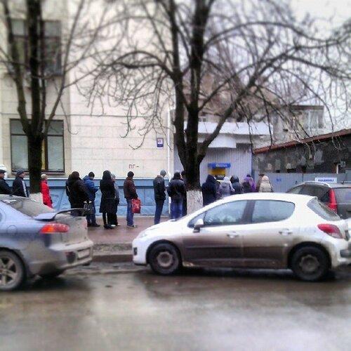 паника в луганске
