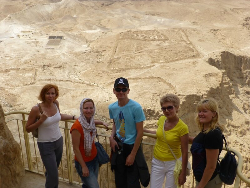День седьмой. Масада. Израиль. 2013.