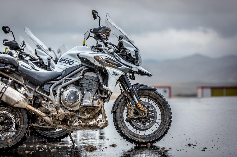 В 2017 году компания Triumph продала 63 404 мотоциклов