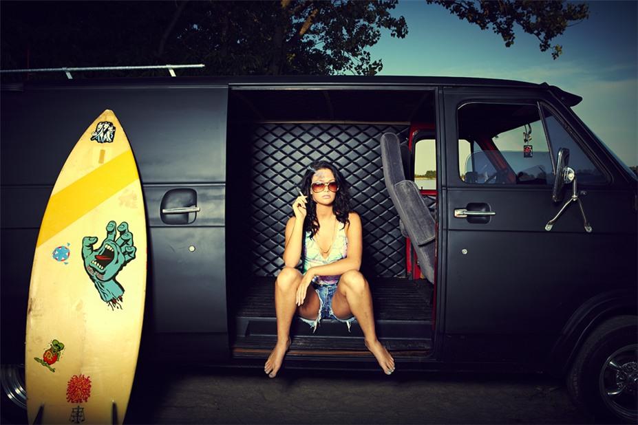 Бесконечное лето - Кристи Тейлор / Kristie Taylor by Matt Barnes