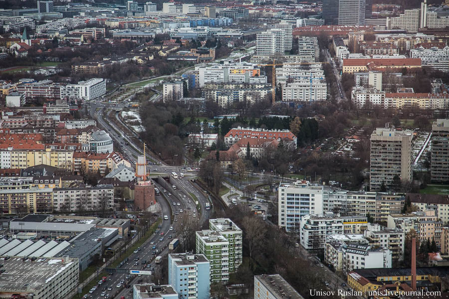 Мюнхенская телебашня