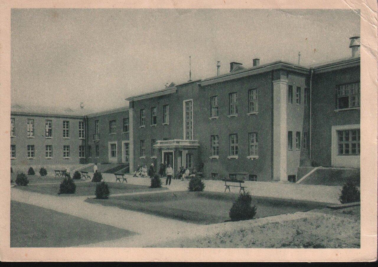 Крестьянский санаторий на Хаджибейском лимане. 1931 г.