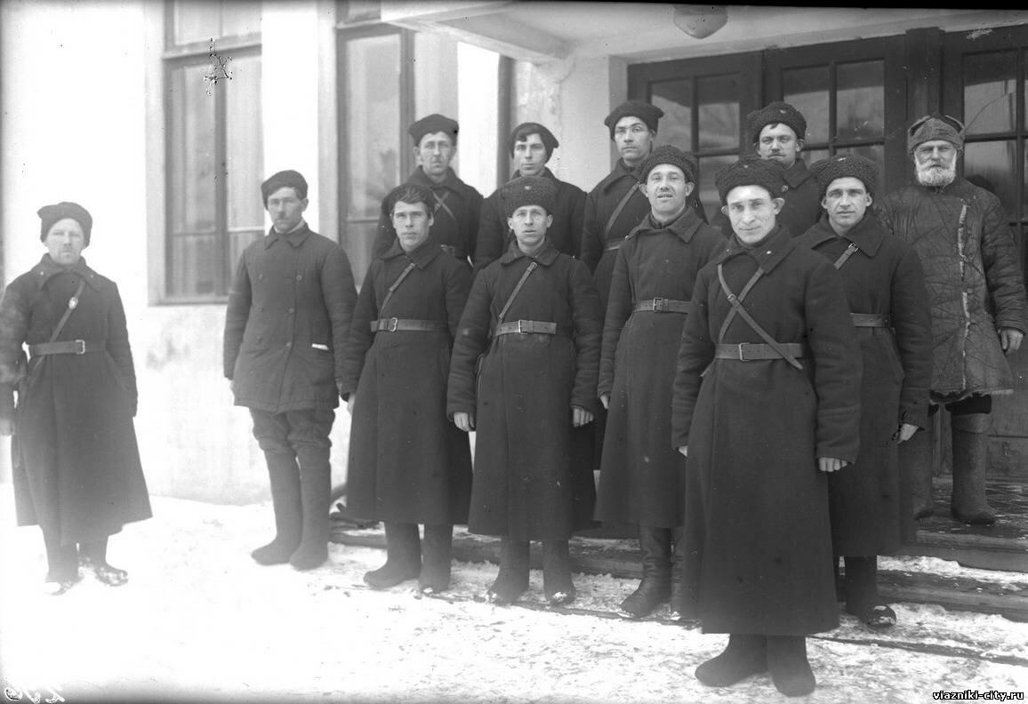Вохр фабрики Свободный пролетарий. 1931