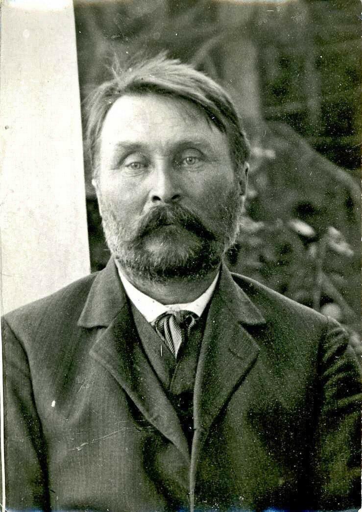 1910. Сергей Сергеевич Баранов, управляющий и последний владелец Дугненского чугунолитейного завода