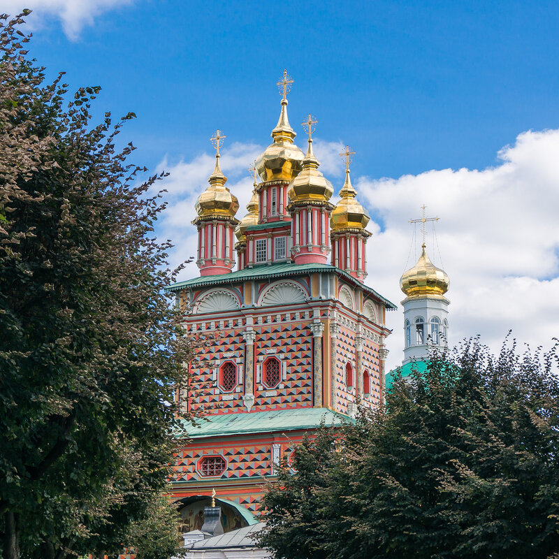 Предтеченский храм
