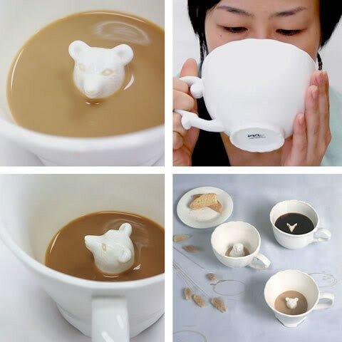 Выпей кофе - спаси животное!