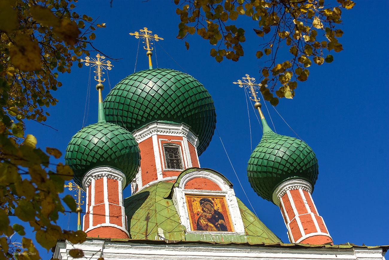 Собор Владимирской иконы Божией Матери Сретения.