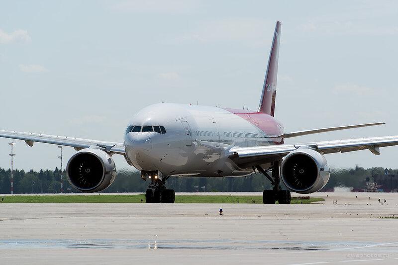 Boeing 777-21B/ER (VP-BJB) Nordwind Airlines D805871