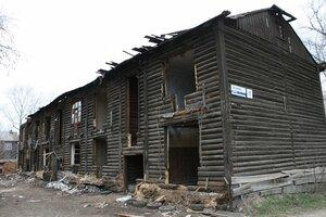 Демонтаж ветхих зданий для современного строительства