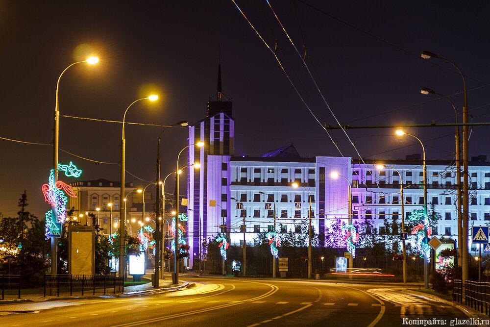 Казань, улица Салимжанова.