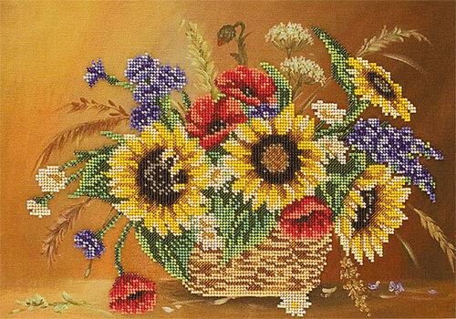 Вышивка бисером: прекрасное занятие