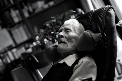 Самый старый во всем мире мужчина скончался
