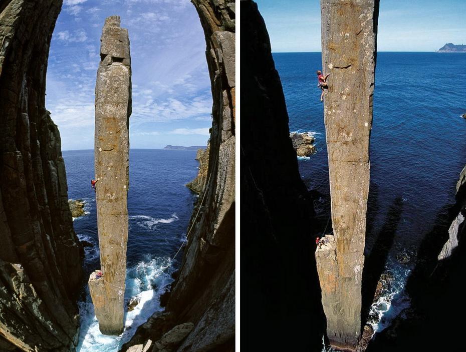 Тотемный столб (Totem Pole) на мысе Хей (Cape Huay)