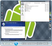 Windows ХР Рrofessional SP3 Android (x86/ML/RUS)