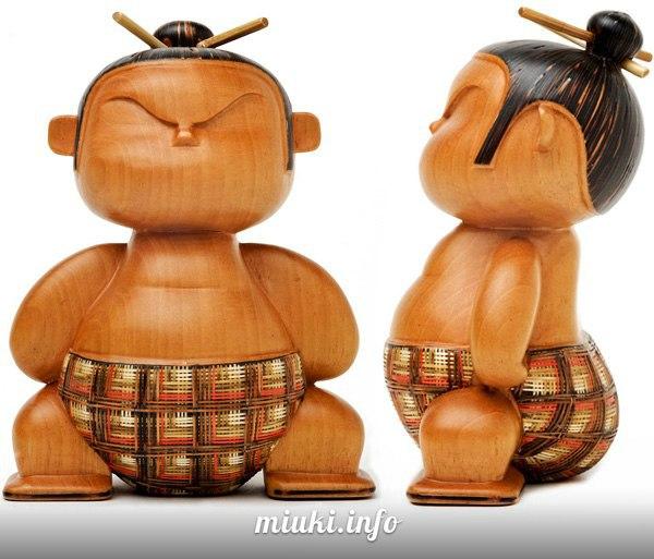 Деревянные игрушки Mimushi