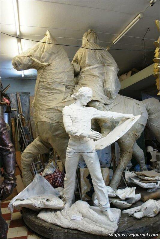 Памятник Татищеву в Тольятти