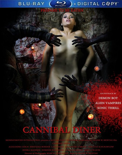 Обед людоеда / Cannibal Diner (2012) BDRip 1080p + HDRip