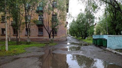 Фото города Инта №5057  Южная сторона Социалистической 4 12.07.2013_13:19