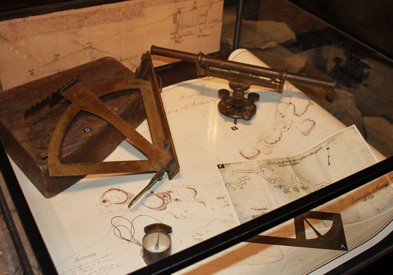 Музей Рёруса. Горное дело
