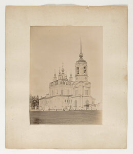 Сольвычегодск. Благовещенский собор
