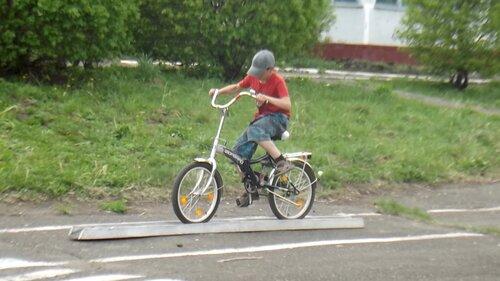 Безопасное колесо–2014, фото Андрея Дамзина