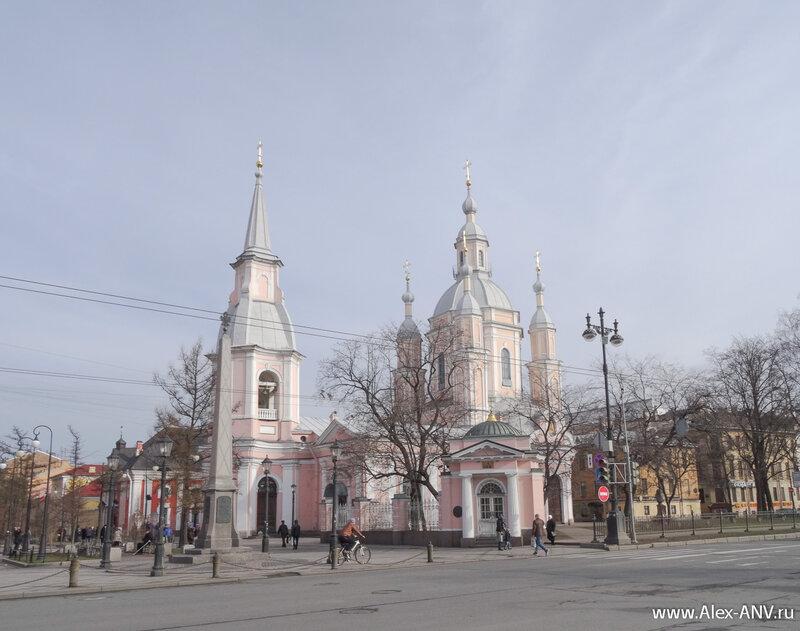 Андреевский собор.