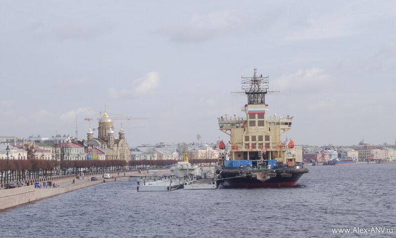 Ледокол 'Санкт-Петербург'