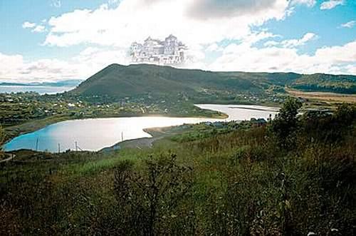 Аномальные зоны Жигулевских гор