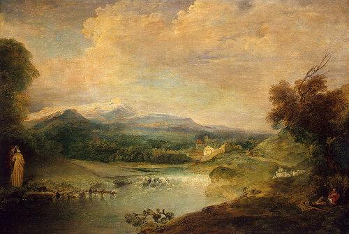 Пейзаж с водопадом.Ок.1714.jpg