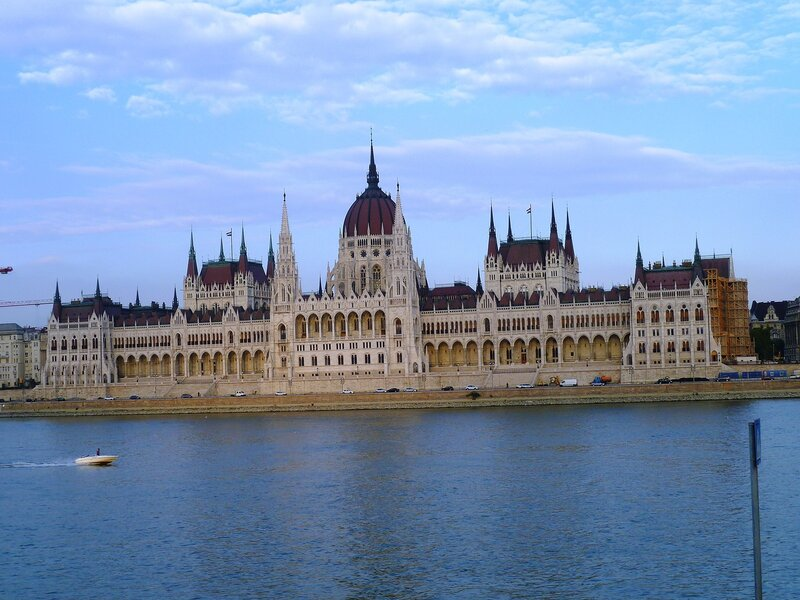 Парламент в Будапеште (The Parliament in Budapest)