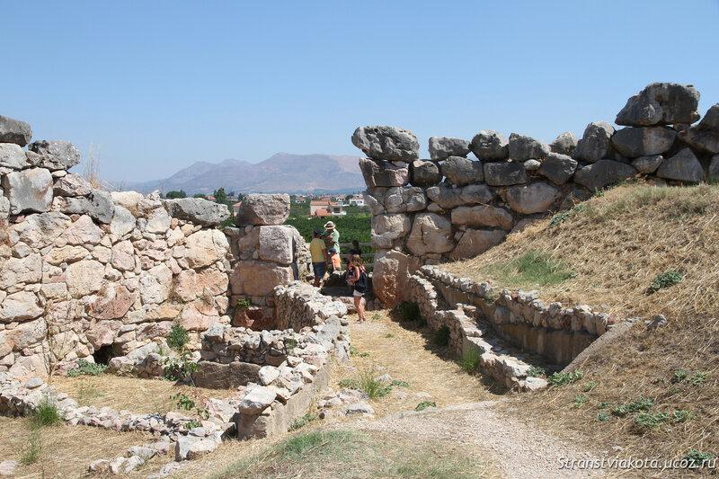 Peloponnes, Tirinhta