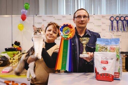 Place 8 - 73 Cuzzoe Elena (Female) MCO n 22 03 Лайченко Е. В. Камея, Иркутск