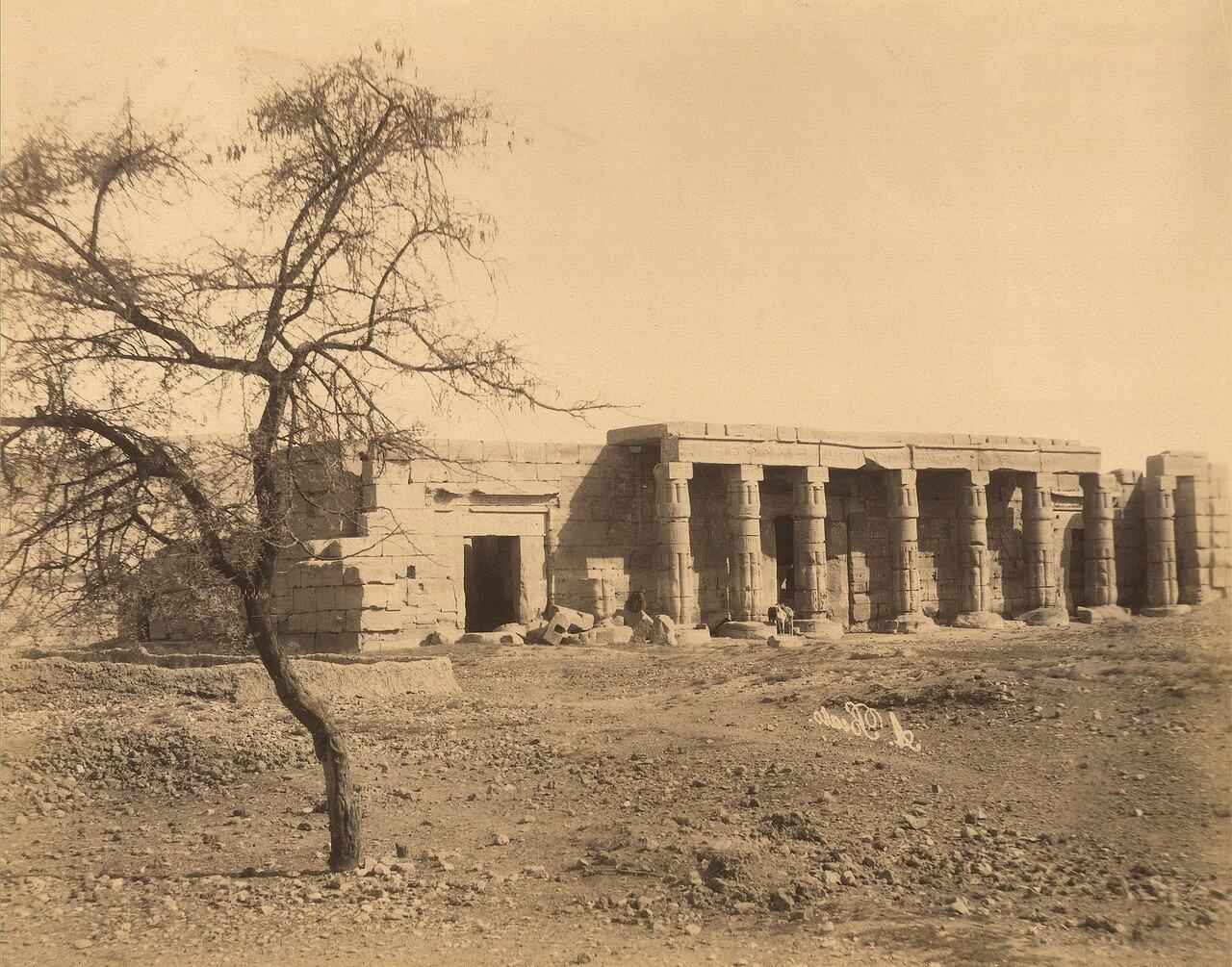 Абидос. Заупокойный храм Сети I