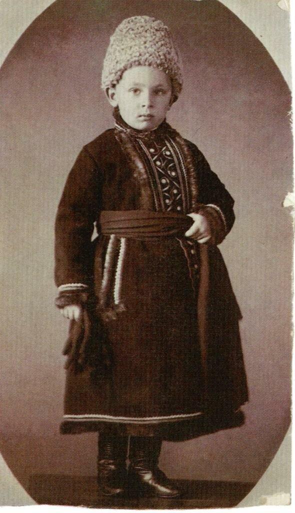М.А.Пешков