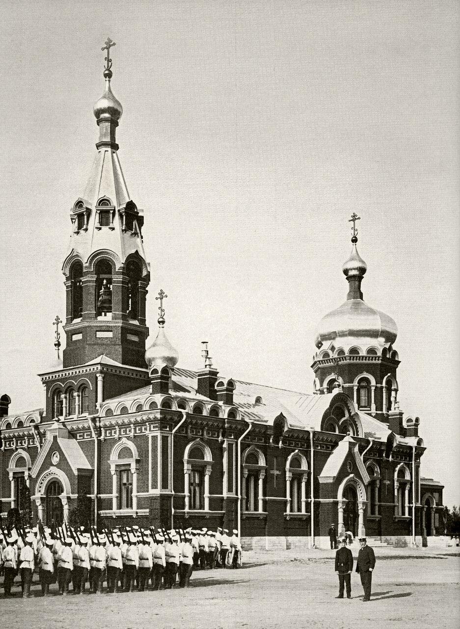 Петергоф. 1912 год